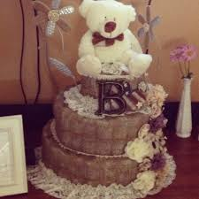 Shabby Chic Baby Shower Cakes by 8 Best Diaper Cakes Images On Pinterest Diaper Cakes Shower