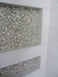 removing mosaic tiles from shower niche box doityourself