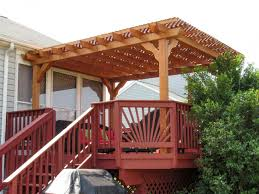 wood pergolas lykens valley gazebos and outdoor living products