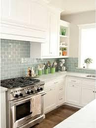 kitchen appealing glass kitchen backsplash white cabinets 17