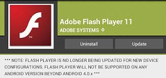 flash player android updating flash player on android now requires a hack computerworld