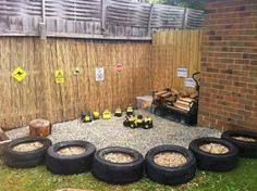 Small Backyard Ideas For Kids by Construction Site Gravel Pit Construction Plays And Gardens