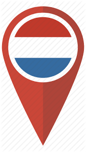 netherlands map flag flag location map netherlands pin pointer icon icon