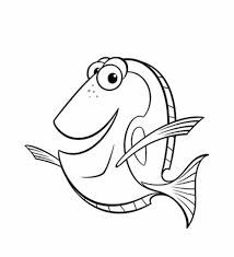 nemo coloring pages kids coloring pictures download coloring pages