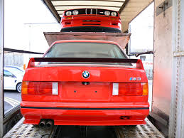 Bmw M3 E30 - best barn find ever 2 brand new bmw e30 m3s