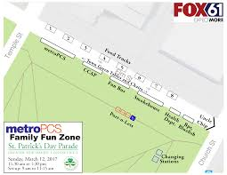 Metro Pcs Service Map by Family Fun Zone U2013 Greater New Haven St Patrick U0027s Day Parade