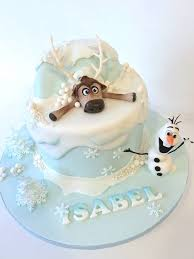 how to your birthday cake 15 amazing frozen inspired cakes pretty my party
