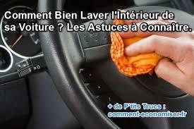 comment enlever des taches sur des sieges de voiture comment bien laver l intérieur de sa voiture les astuces à connaître