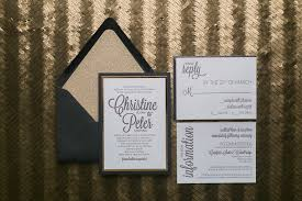 wedding invitations glitter glitter invitations
