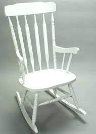 White Rocking Chair For Nursery White Baby Rocking Chair White Nursery Rocking Chair Glider For