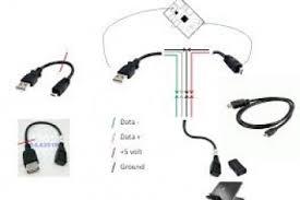 mini b usb wiring diagram wiring diagram