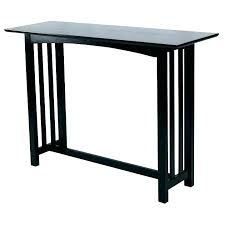 mission style console table idea mission style sofa table and 42 black mission style sofa table