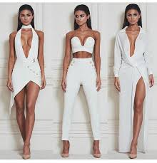 dress all white everything idea summer