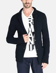 blazer sweater armani exchange s jackets blazers a x store
