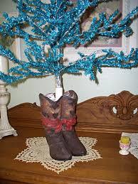 diy tree base vintage treasures ornaments