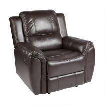 Brown Recliner Chair Accent Furniture Accent Chairs Christmas Tree Shops Andthat