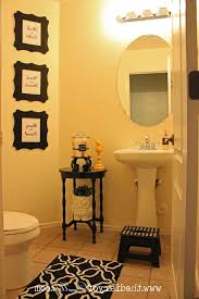half bathroom decor simple home design ideas academiaeb com