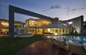 a johannesburg crown jewel of luxury glass house by nico van der