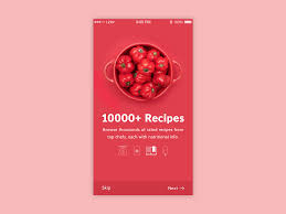 dribbble lzrv red png by marta lzrv mobile app ui pinterest