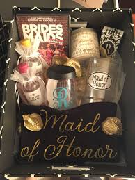 bridesmaids invitation boxes will you be my of honor box bridesmaids gifts