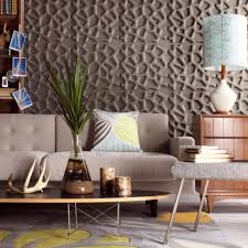 contemporary living room decoration feature crust 3d wall surfaces