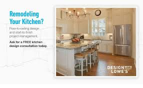Remodel Kitchen Design Lowe S Custom Kitchen Design Remodel Services