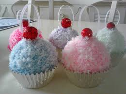 cupcake ornaments how to create a model how to by caitlin