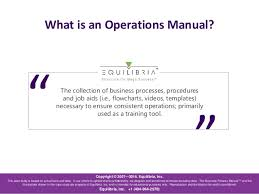 small business operations manual template 100 images manual on