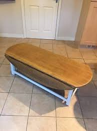 Drop Leaf Coffee Table Vintage Early Century Ercol Drop Leaf Coffee Occasional Table Ebay