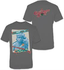ralphie you ll shoot your eye out story t shirt a