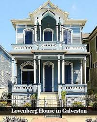 Italianate Victorian House Plans by For Sale The Italianate Style Lovenberg House In Galveston