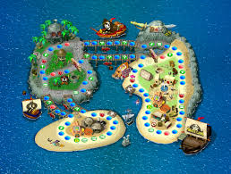 Paper Mario World Map by Pirate Land Mariowiki Fandom Powered By Wikia