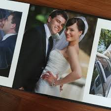 wedding album pages lay flat albums with gorgeous panoramic spreads