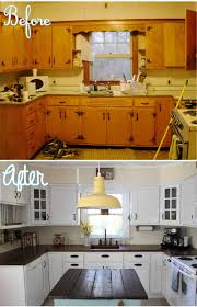 white country kitchen with butcher block datenlabor info