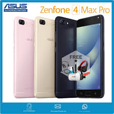 Zenfone 4 Max Asus Zenfone 4 Max Pro Zc554kl 3gb 32gb Rom 5 5 Inch 5000 Mah