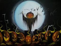 paint halloween with heather gleason u2013