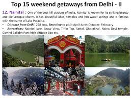 15 best weekend getaways from delhi images on weekend