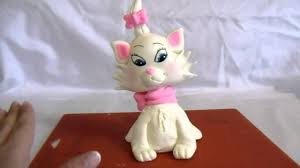 cat cake topper cat from disney aristocats cake topper