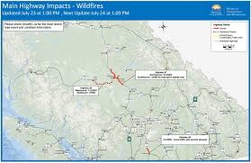 Wild Fires Near Merritt by B C Wildfires Live Fraser Valley Air Quality Rated U0027high Risk