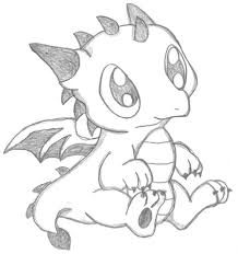 cute dragon drawings free download clip art free clip art on