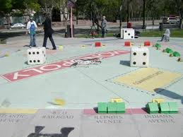 san jose ca monopoly in the park next to children s discovery