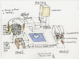 Princeton Housing Floor Plans by Lewis Center For The Arts Princeton University Steven Holl