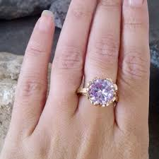 amethyst rings tiffany images Best lavender amethyst ring products on wanelo jpg