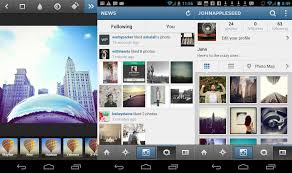 instagram for android instagram revs its ios and android apps with data usage and