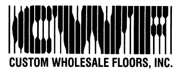 custom wholesale floors inc