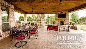 Outdoor Kitchen Frisco Upgrades Construction Patio Covers Arbors Outdoor Kitchens