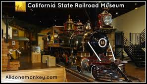 california state railroad museum kids on the go glittering