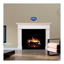 decoration fireplace wall decal home decor ideas