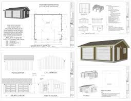 garage plans with living quarters apartments mesmerizing apartment garage plans building for two