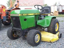 what is the best john deere 400